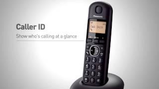 Panasonic KX-TGB210UAB Dect telefon