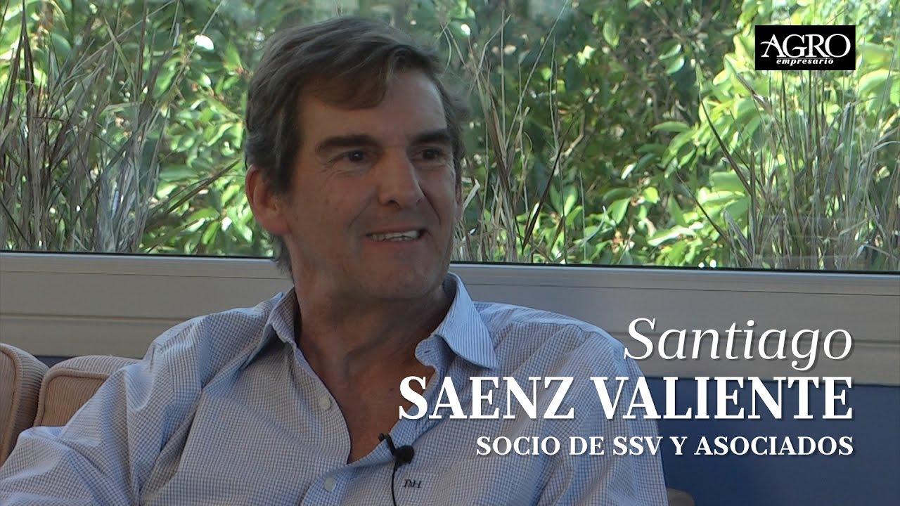 Santiago Saenz Valiente - Socio de SSV y Asociados