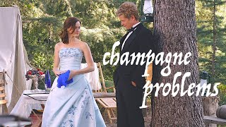 champagne problems • rory and logan
