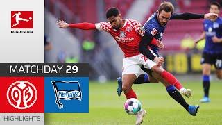 Mainz 05 1-1 Hertha Pekan 29