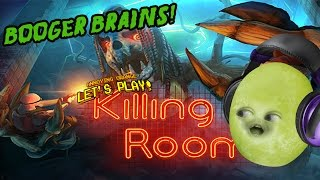 Gaming Grape Plays - Killing Room: BOOGER BRAINS!