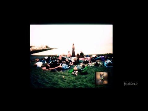 Meditación de la luna llena 28:06:018 Playa del Chorrillo Ceuta