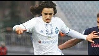 Микола ШАПАРЕНКО - Mykola Shaparenko - 19 years old Dynаmо Кyiv midfielder - Game UPL 1/04/2018