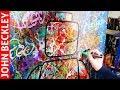 Pop Art Painting of a Lego / Street Art / Abstract Art | Noa
