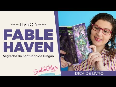 Fablehaven, Segredos do Santuário de Dragão - Livro 4 | Dica de Livro