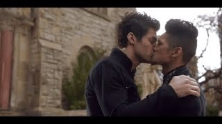 Shadowhunters - All Malec kisses through 2x10 By the Light Of Dawn