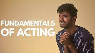 3 Super Tips for Acting in Front of Camera in Tamil