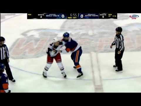 Kyle Burroughs vs Anthony DeAngelo