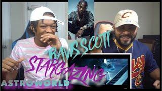 FINALLY ASTROWORLD ! | Travis Scott - ASTROWORLD TRAILER (STARGAZING) REACTION