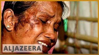 Rohingya crisis through the eyes of Al Jazeera's journalists