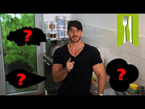 Wie das Menü des Diätassistenten abzumagern