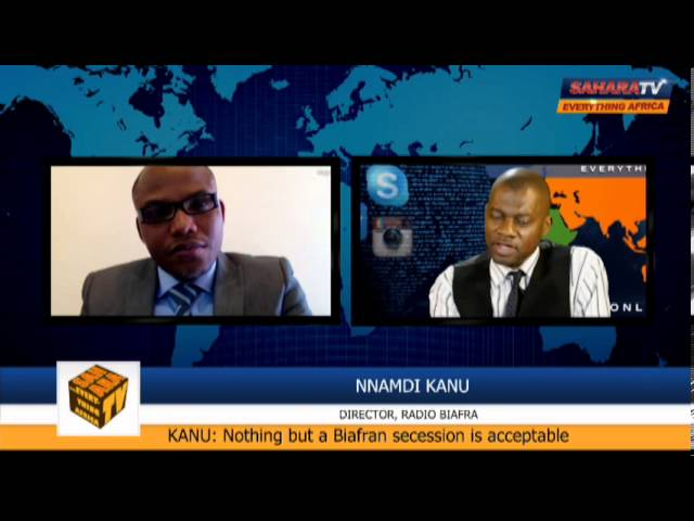 If They Fail To Give Us Biafra, Somalia Will Look Like A Paradise - Nnamdi Kanu