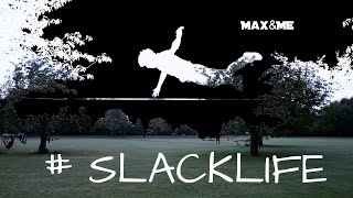 preview picture of video '[MAX&ME]_Slackline au parc de sceaux'