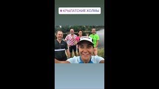Надежда Триатлона! Крылатские холмы! Велотрек / Виктория Шубина - Тренер по Триатлону