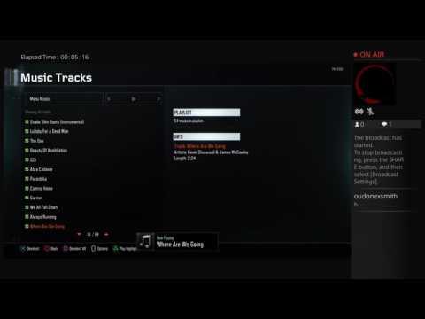 Secret sound track!!?? All bo3 songs
