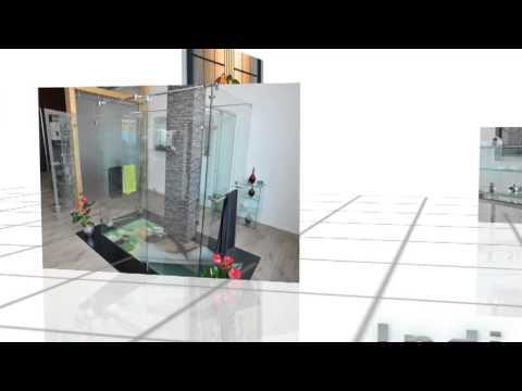 Glaserei Duschkabinen Glasvitrinen Wärmeschutzverglasung GlasHaus, Essen