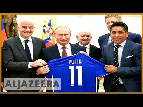 🇷🇺 Football diplomacy: Russia praised as World Cup host | Al Jazeera English