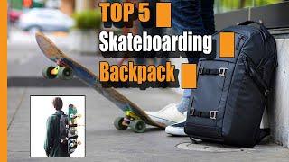 Skateboard Backpack: 5 Best Skateboarding Bags in 2021   Buying Guide