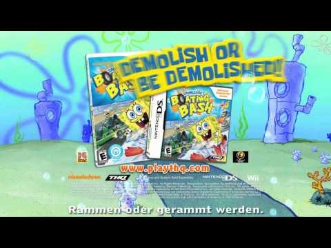 Spongebob Schwammkopf / Squarepants: Volle Kanne Vollgas / Boating Bash