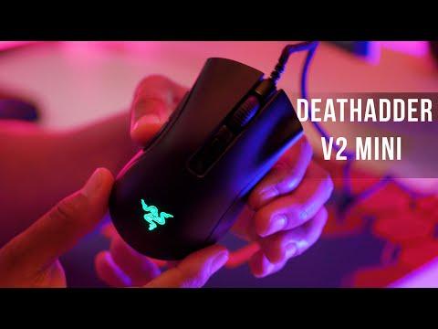 External Review Video XIB0uledduE for Razer DeathAdder v2 Gaming Mouse