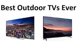 Top 🔟 Best Outdoor TVs in 2020 Reviews 👉🏽 Buy at Amazon