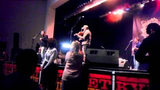 Hell's Gate on Fire- Josh Abbott Band @ GHS