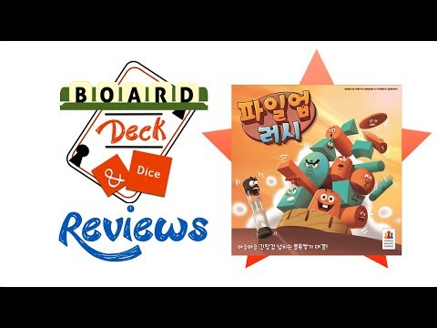 Board, Deck & Dice Review #102 - Pile-Up Rush