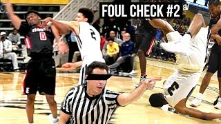 Closer Look At SCARY Cassius Stanley Fall + Scotty Pippen Jr TIRED OF FLOPS | FOUL CHECK #2