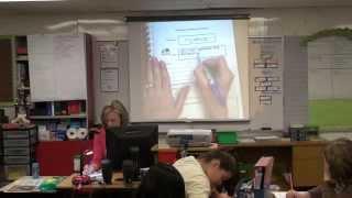Classroom Video: Vocabulary Routine CIA Units
