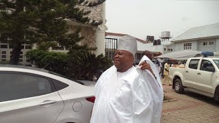 I taught Davido, Sina-Rambo, B-Red how to dance – Senator Adeleke