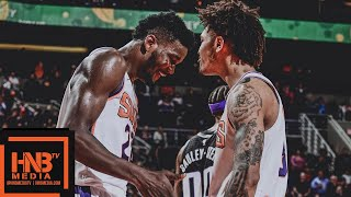 Sacramento Kings Vs Phoenix Suns Full Game Highlights | 01/08/2019 NBA Season