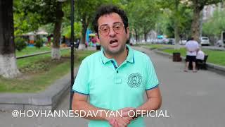 Hovhannes Davtyan - Ajab skandal