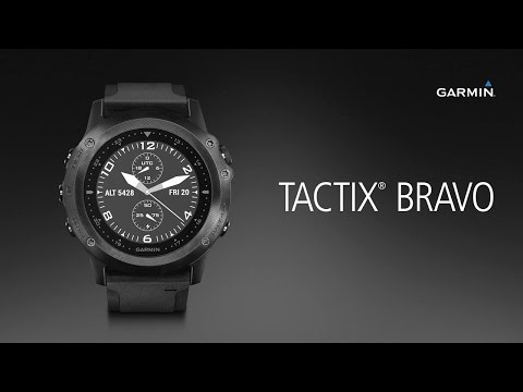 tactix Bravo: Tactical functionality meets rugged elegance.