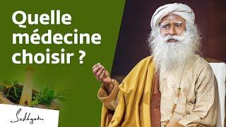 Médecine traditionnelle ou médecine moderne ?