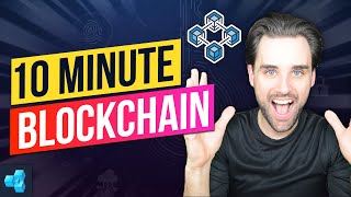 🤯 How To Build A Blockchain App In 10 Minutes