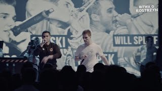 KORO Vs. WILL SPLIFF  Bitwa O Kostrzyn 2019 (Grupa B)
