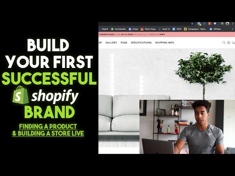 [How-To] Build Your First Successful Branded Shopify Store (Branded Dropshipping Tutorial)