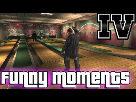 Funny Moments GTA IV