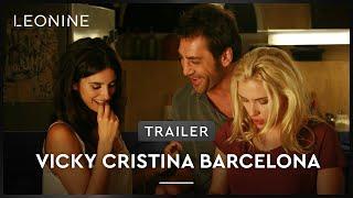 Vicky Cristina Barcelona Film Trailer