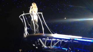 Taylor Swift - Clean Speech: Chicago, IL (Live)