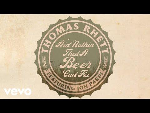 Thomas Rhett - Beer Can't Fix (Lyric Video) ft. Jon Pardi