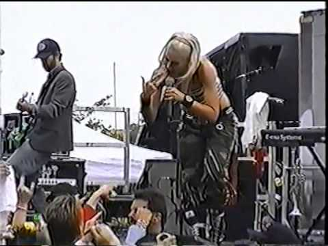 "No Doubt - ""New"" Live in Nashville (10/14/2002)"