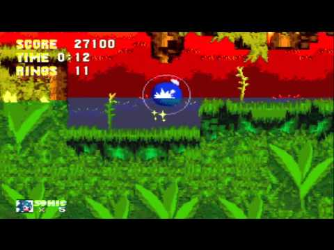 Download Sonic 3 Amp Knuckles Part 1 Angel Island Zone Sonic