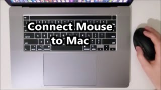 How to】 Connect A Bluetooth Mouse