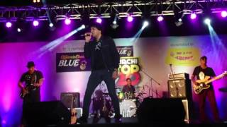 Yaaron Dosti, singer KK live at Mirchi Top 20 Concert, MMRDA Grounds, Mumbai, 11 Feb 2017
