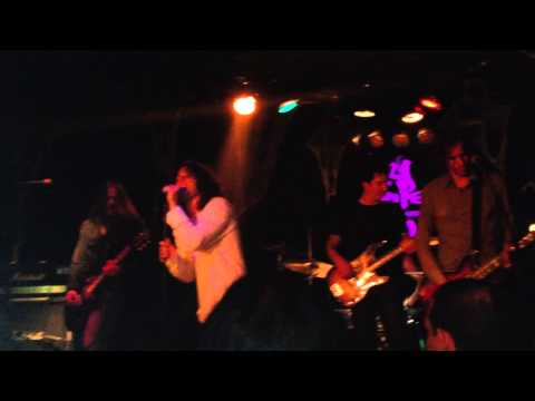 "Black Robot ""El Camino"" live at The Viper Room"