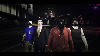GTA 5 ONLINE - [YORK] VS [COLD] [FREE-AIM] [CREW WAR] #3-0