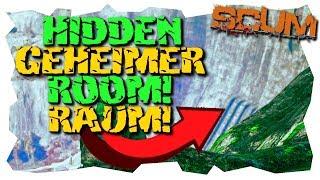 SCUM - BEST HIDDEN SHELTER LOCATION - Geheimer Raum - Scum Game Guide