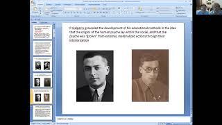 ISCAR 2020. Joint lecture Kholmogorova A.B.. Zaretsky V.K.