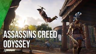 Assassin's Creed Odyssey, primeras impresiones: aventura de proporciones épicas